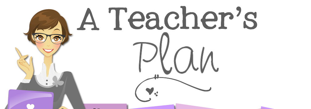 A Teacher's Plan - Lesson Planning Template