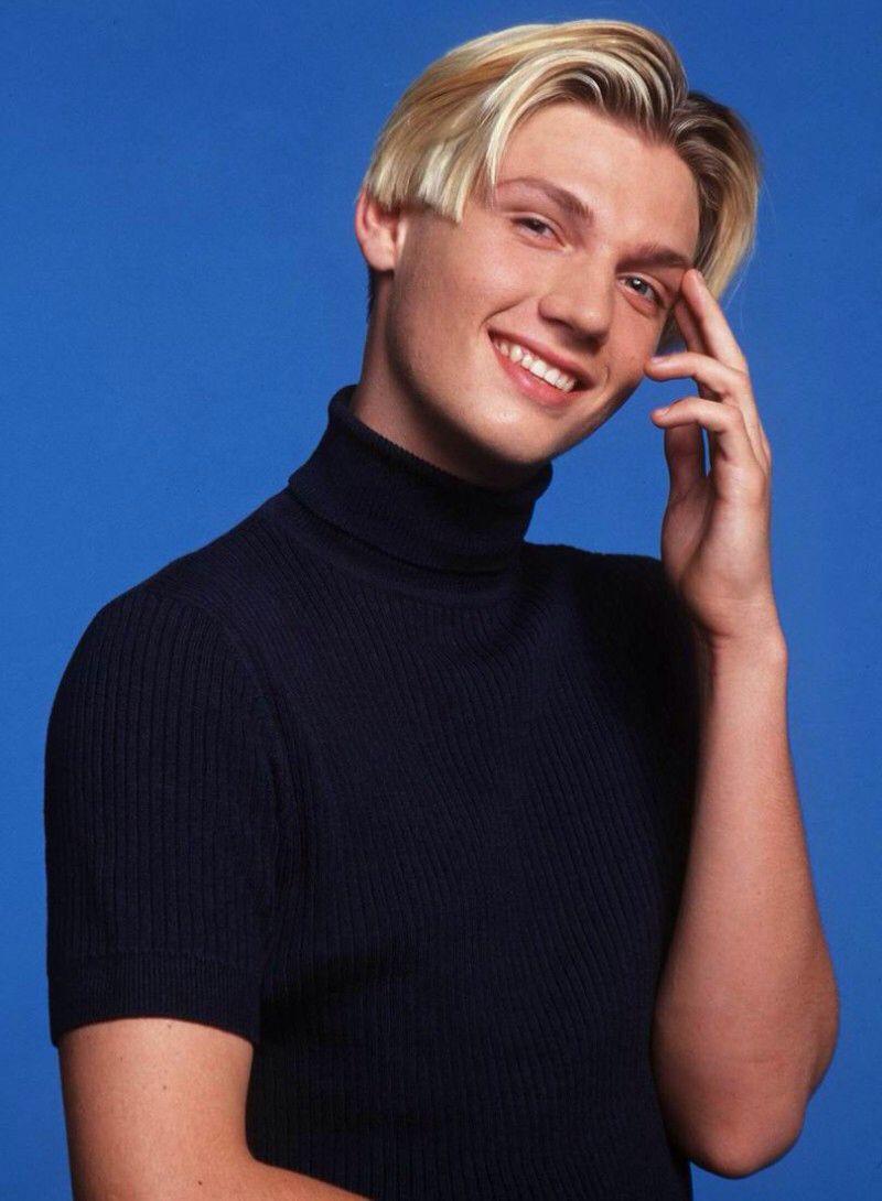 Nick Carter 90s Hair Men 90s Hairstyles Boys Haircuts