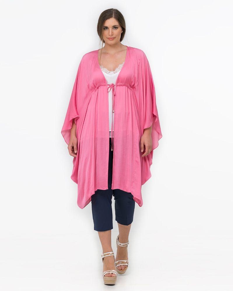 174728bc7cac Κιμονό σατέν — mat. XXL sizes — Γυναικεία Ρούχα