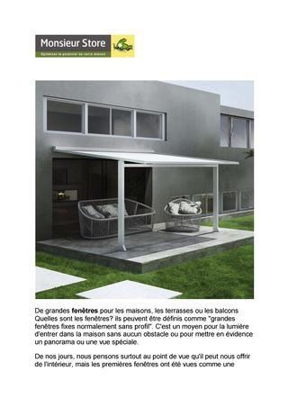 De grandes fenêtres pour les maisons Catalog