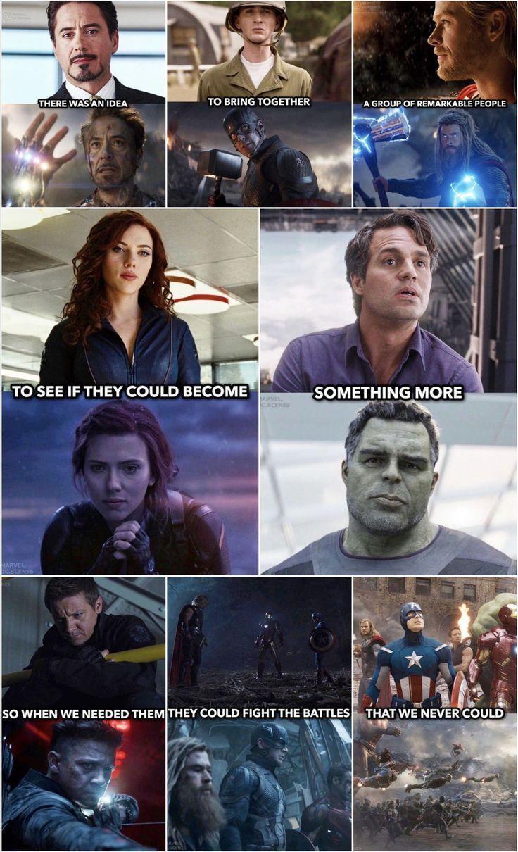 Avengers Zitate