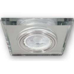 Photo of C-Light GmbH Led Einbaustrahler Glas S1371wh 12 V – 5,5 W (pa) warmweiss C-Light GmbH