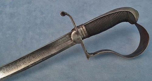 Antique Hungarian Presentation Sword, Sabre from the Hungarian Revolution 1848, $1 500