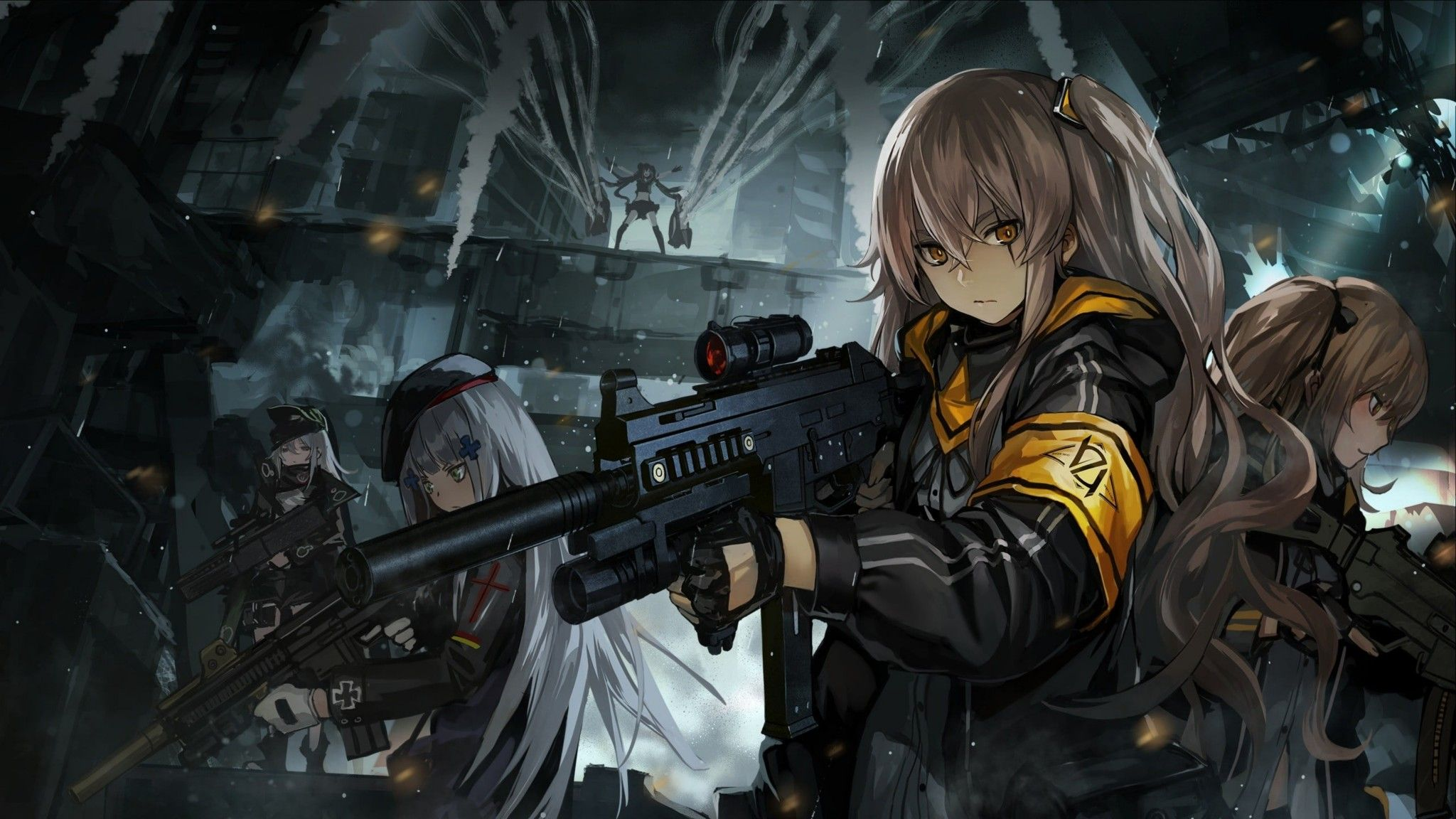Pin by Graeme Phillips on art in 2020 Girls frontline