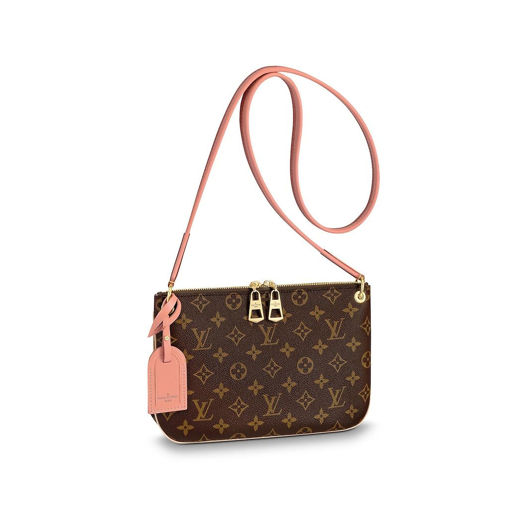 02752a200 Monogram HANDBAGS Cross Body Bags Lorette | Louis Vuitton ® Sapatos, Bolsa  Transversal Da Louis