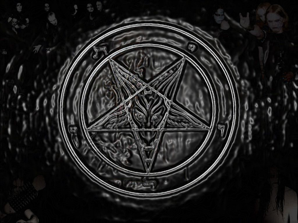 baphomet wallpaper Google Search Occulte, Symbole