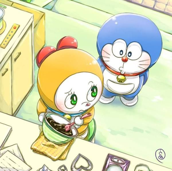 150 Gambar Kartun Doraemon Paling Lucu