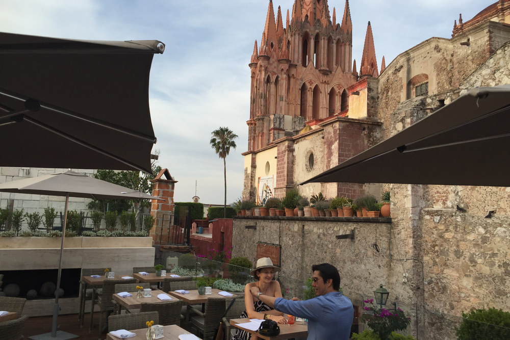 Quince This Restaurant Is Located At Cuna De Allende 15 Opened By American Restaurateurs It Features Upscale Mexica San Miguel De Allende San Miguel Allende