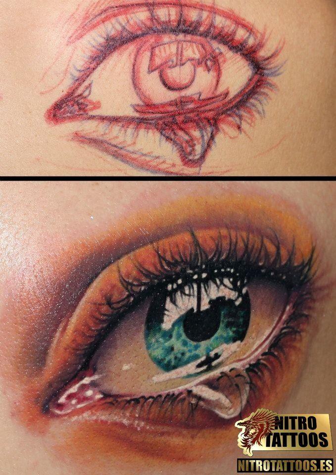Tatuaje De Lagrima En El Ojo Tattoo Dibujos Diseños Tatuaje