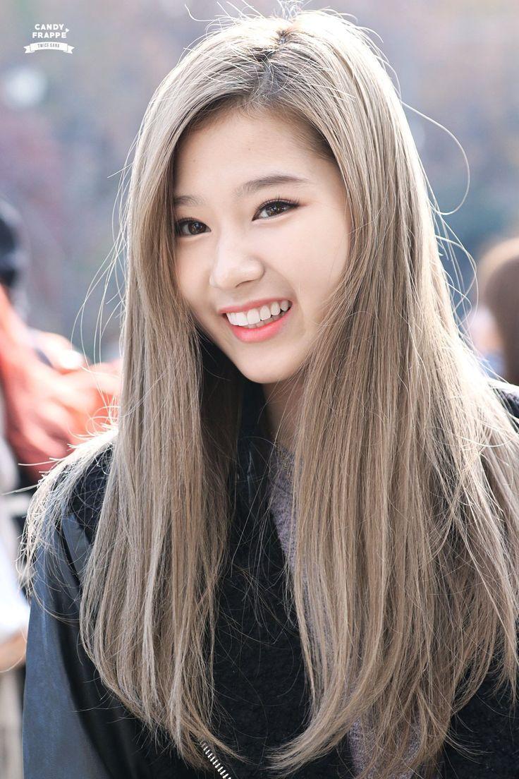 Dye asian hair blonde