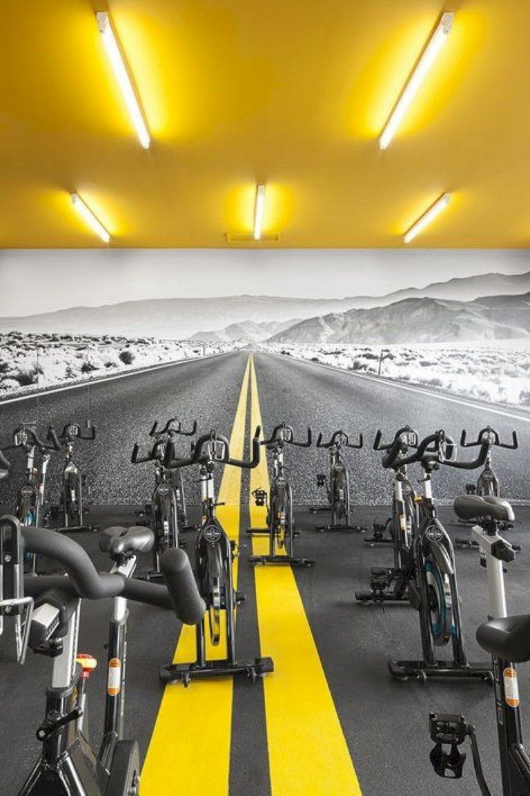 31 HANDSOME FITNESS ROOM IDEAS #decorideas #decoration