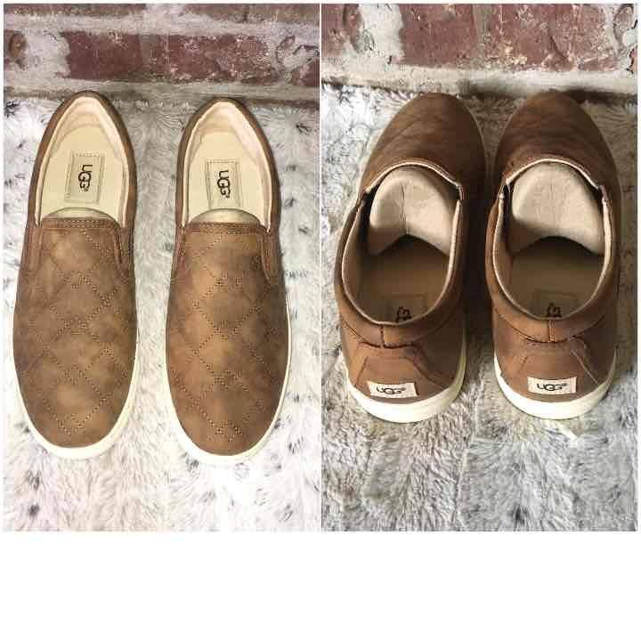UGG® Quilted SlipOn Sneaker (women's) Mercari Anyone