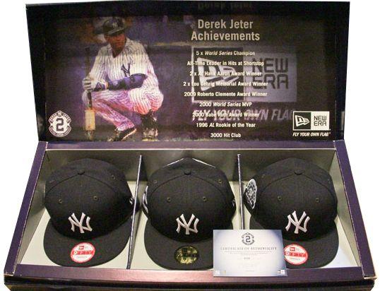 Farewell Captain 10 Derek Jeter Retirement Collectibles Derek Jeter New York Yankees New Era