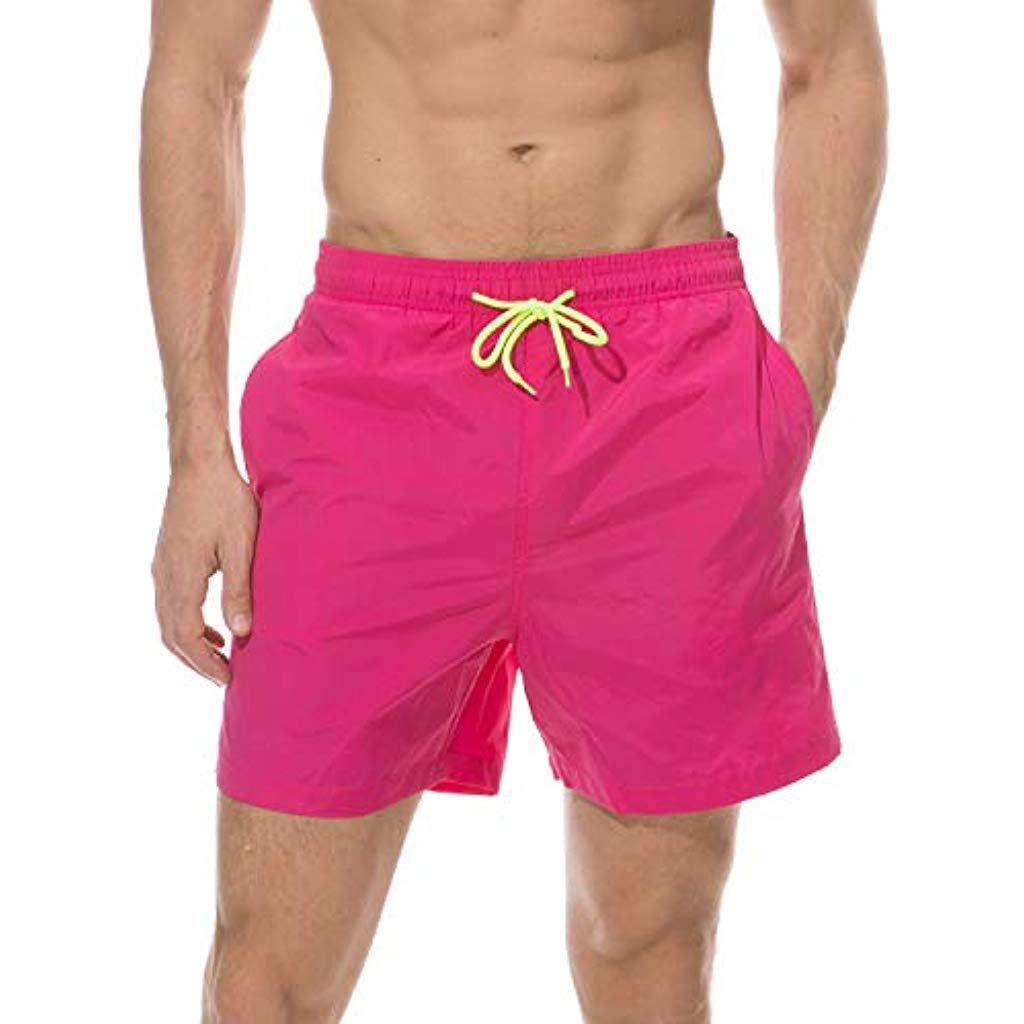 Herren Badehose Shorts Kurze Hose Badeshorts Schwimmhose Sport-Short Sommer Neu