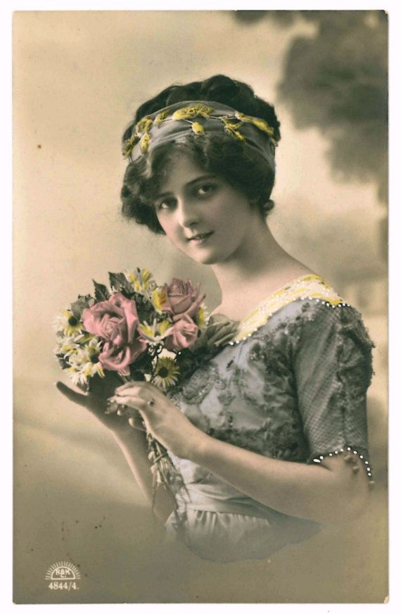 Image result for picture postcard beauties 1912