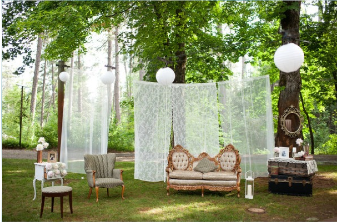 The Wandering Bride Outdoor Living Room This Is For You Connie Mon