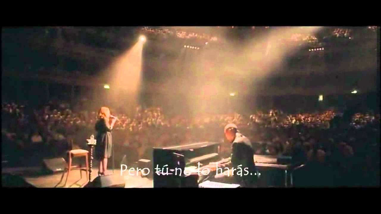 Adele I Can T Make You Love Me Live Subtitulada Al Español Adele I Need You Now Me Me Me Song