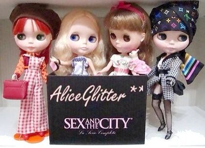 Blythe - promo Sex in the City