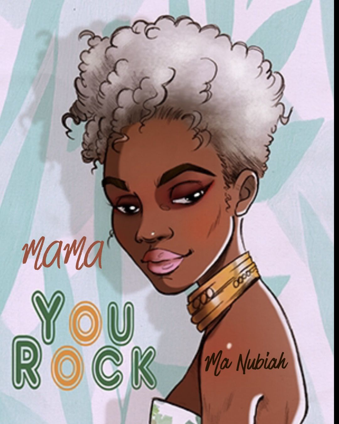 Multicultural Afrocentric Ethnic Greeting Cards By Ma Nubiah Uk
