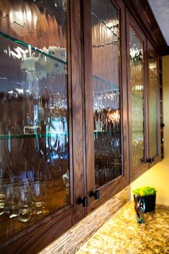 Wavy Glass Cabinet Doors Flemish Glass Cabinet Doors Glass Kitchen Cabinets House Makeovers