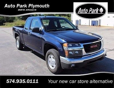 awesome 2008 GMC Canyon - For Sale View more at http://shipperscentral.com/wp/product/2008-gmc-canyon-for-sale-2/