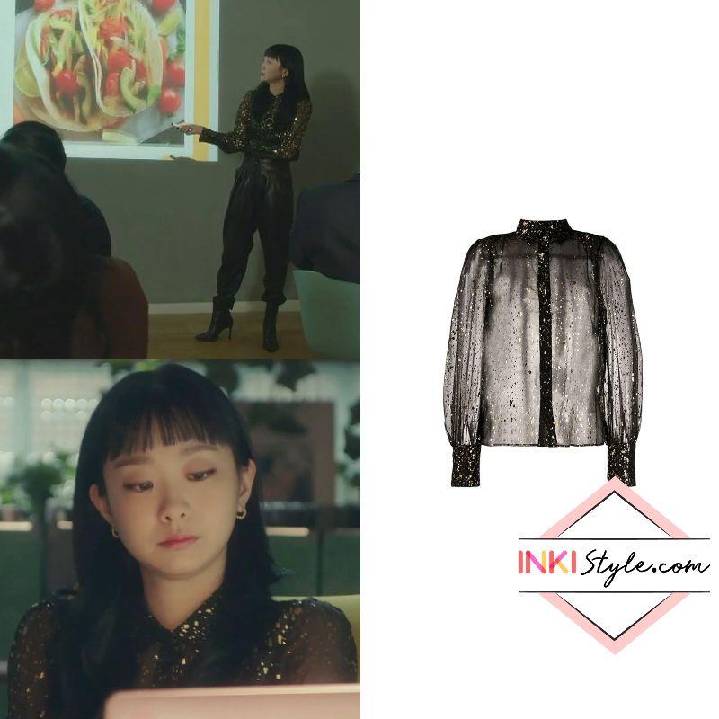 Kim Da Mi S Fashion As Jo Yi Seo In K Drama Itaewon Class Episodes 13 14 Class Outfit Next Fashion Fashion