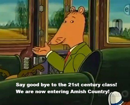 "The importance of being well-traveled. | Community Post: Ten Lessons We Learned Growing Up With ""Arthur"""