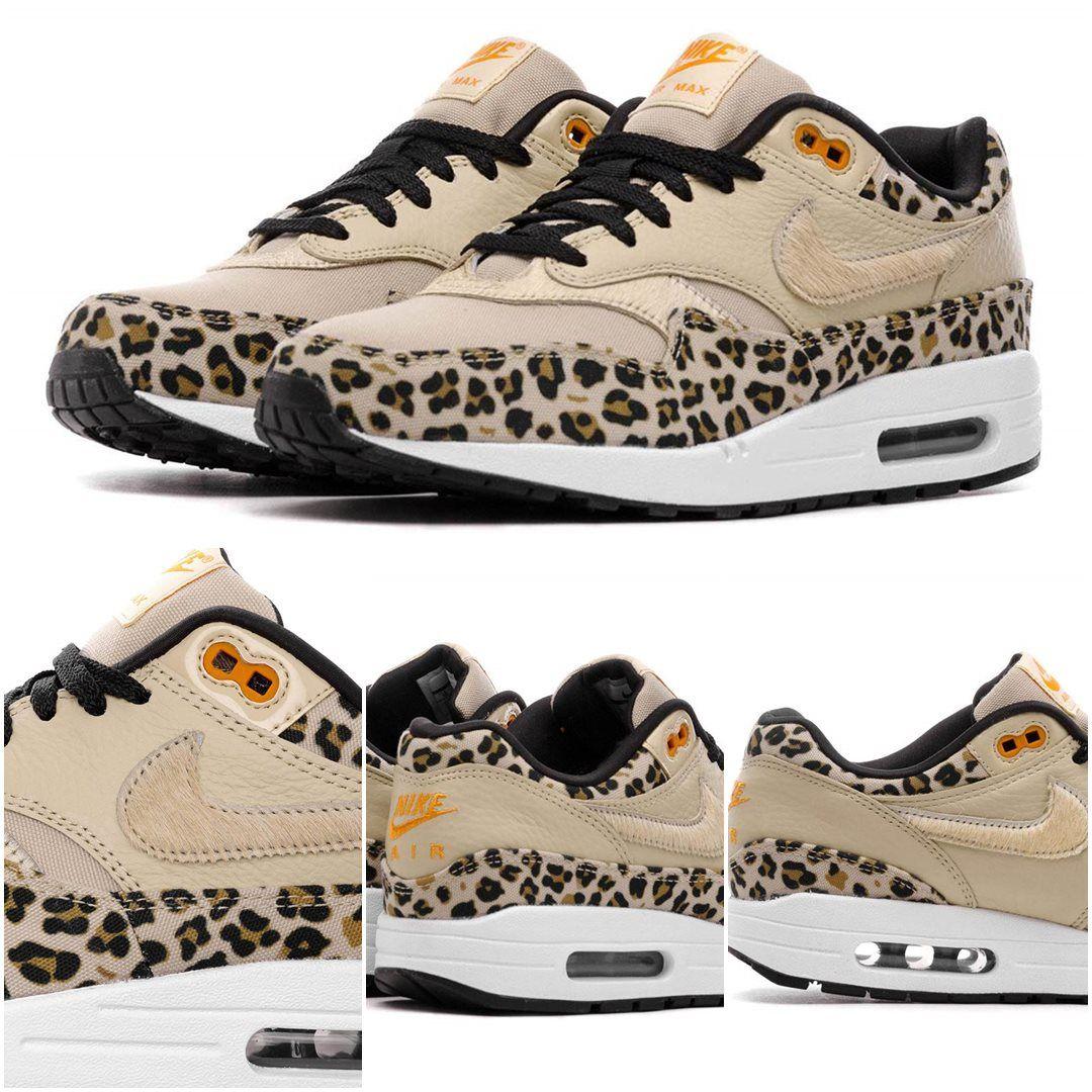 nike id leopard & mint