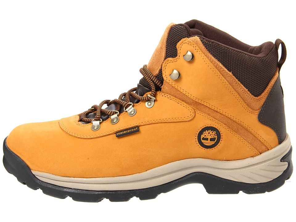 542c975f60a4 Timberland White Ledge Mid Waterproof Men s Hiking Boots Wheat ...
