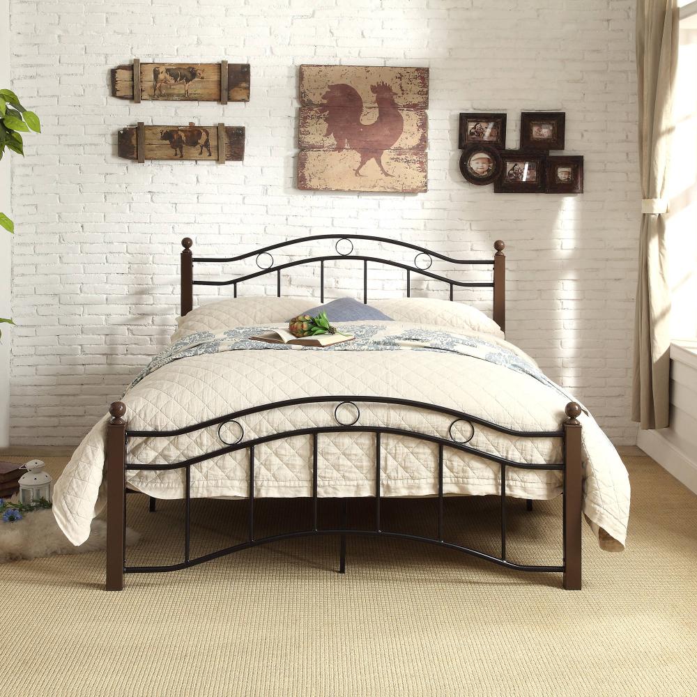 Home in 2020 Metal platform bed, Full platform bed
