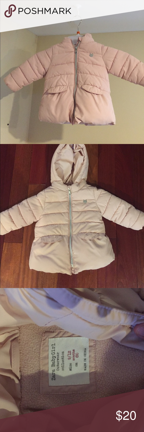 21bcaddb2 Baby Boy Winter Coat 9 12 Months