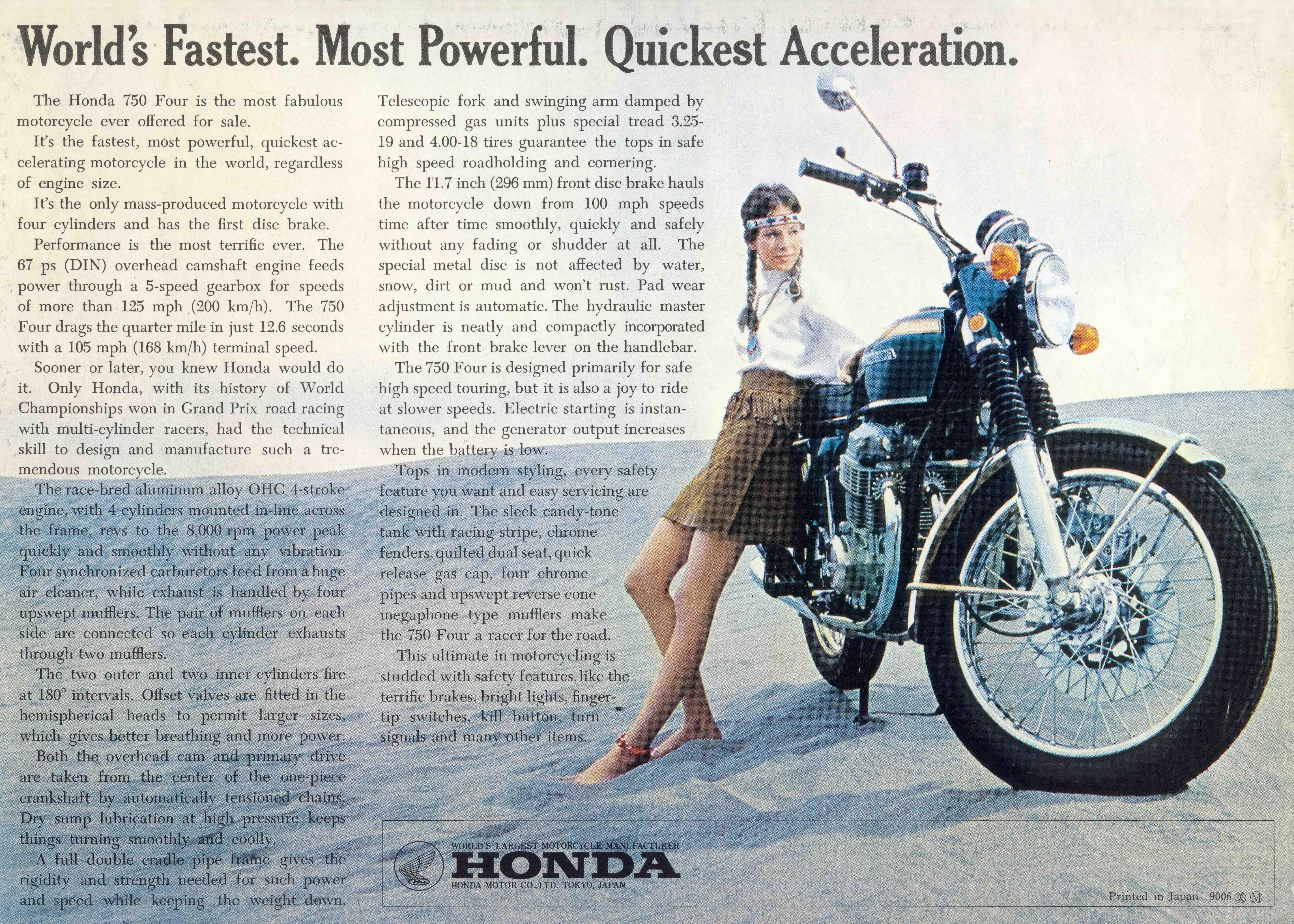 1969 Honda C100 Super Cub