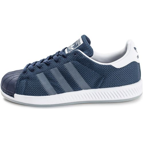Baskets basses adidas Originals Superstar Bounce Bleu 105.00 €
