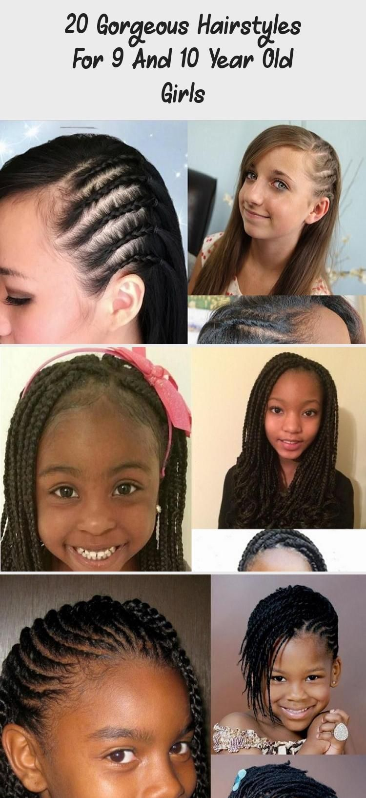 20 Gorgeous Hairstyles For 9 And 10 Year Old Girls Child Insider Everydayhairstyles Glasses Everydayhairstyle In 2020 Gorgeous Hair Everyday Hairstyles Hair Styles