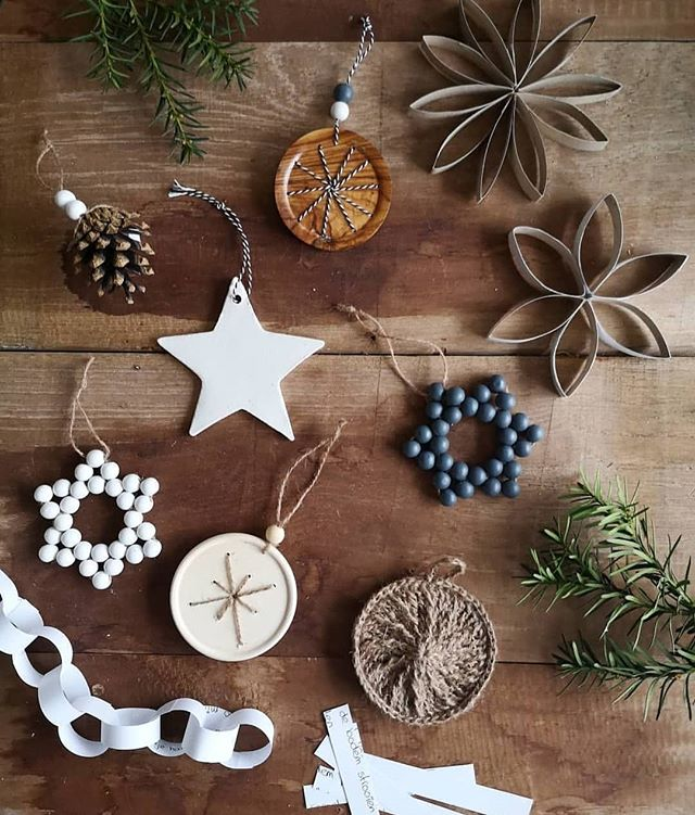 32 Homemade Eco Friendly Christmas Decorations That Look Stunning Eco Friendly Christmas Decorations Eco Friendly Christmas Christmas Tree Decorations Uk
