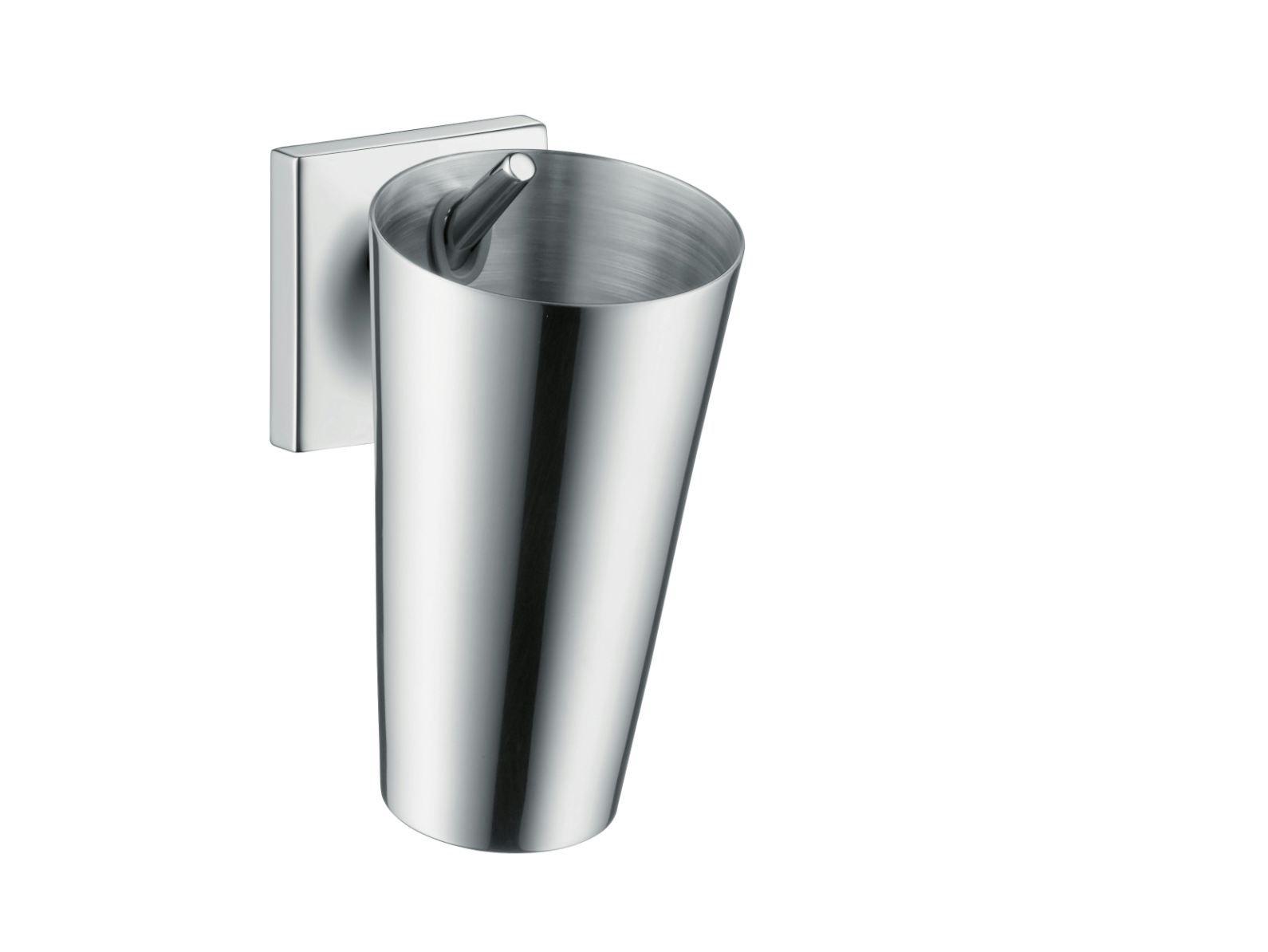 Accessori Bagno Philippe Starck.Axor Starck Organic Portaspazzolino By Hansgrohe Design