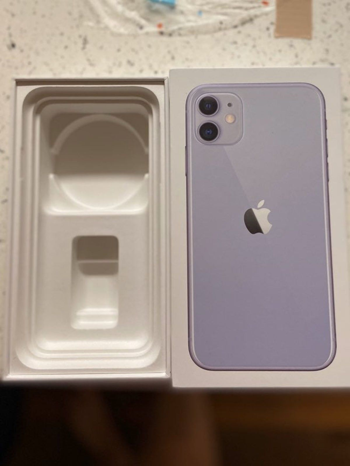 Iphone 11 Purple Box Only In 2020 Apple Store Gift Card Iphone Iphone 11