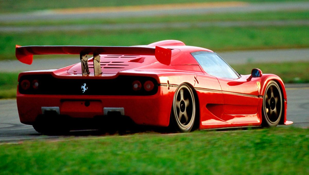 10 Best Supercars From The 90s Ranked Super Cars Car Ferrari 288 Gto