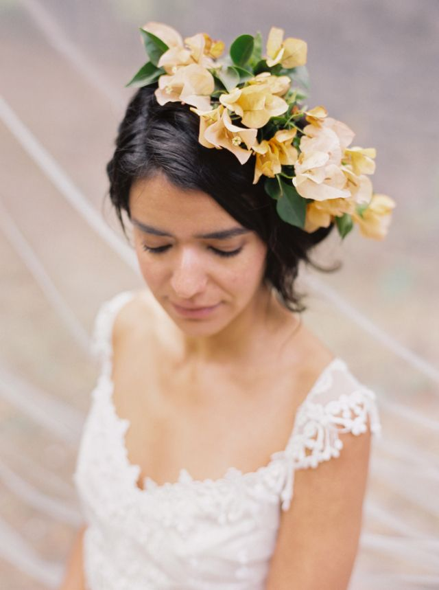 Colorful Mexican Wedding Inspiration | Photos by Sarah Kate & Joshua Aull