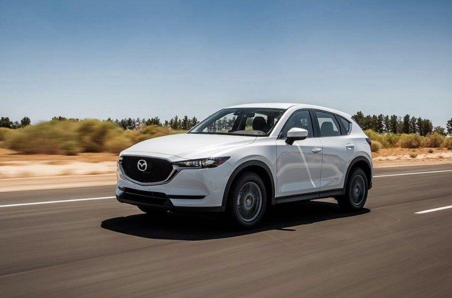 2020 Mazda CX9 Capability