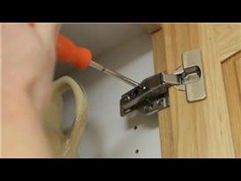 How To Fix A Crooked Kitchen Cabinet Door I Had No Idea
