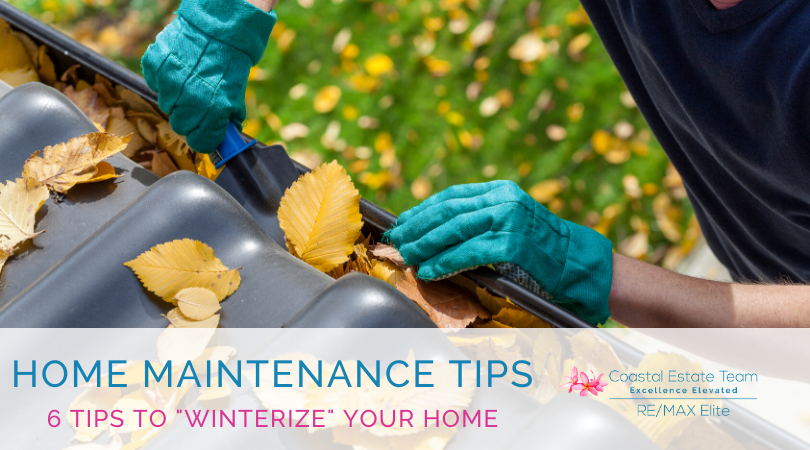 6 Tips To Winterize Your Home Home Maintenance Hvac Filters
