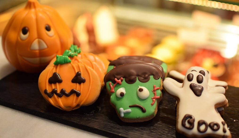 Dulces #Halloween La Canasta #Malaga #sweet #dulce #chocolate