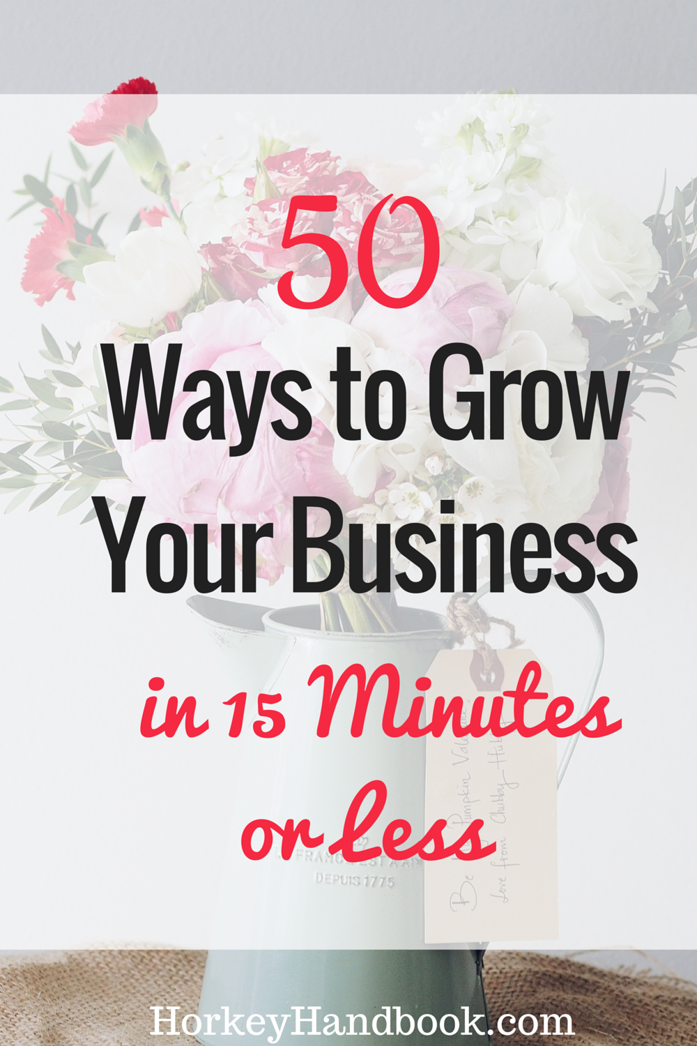 50 quick tasks that will help you grow your business business