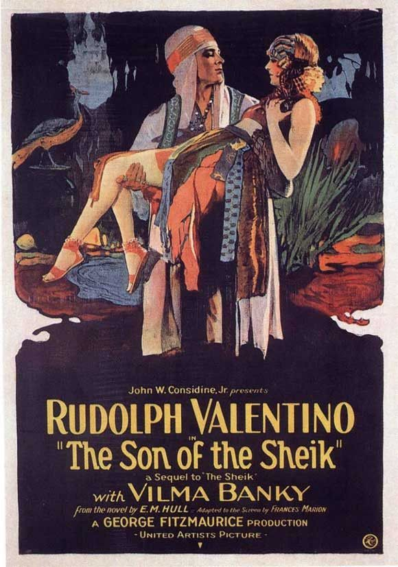 The Son of the Sheik 11x17 Movie Poster (1926)