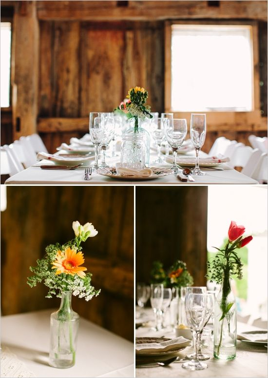 Nontraditional Wedding At The Barn On Walnut Hill From Henry Mac