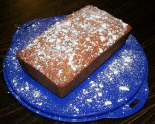 Applesauce Sour Cream Pound Cake Sour Cream Pound Cake Pound Cake Recipes Dessert Recipes
