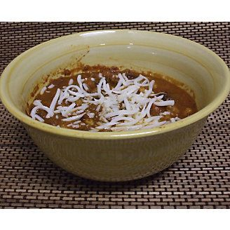 Four Star Turkey Chili Recipe....sounds delicious.  Can't wait to try it!