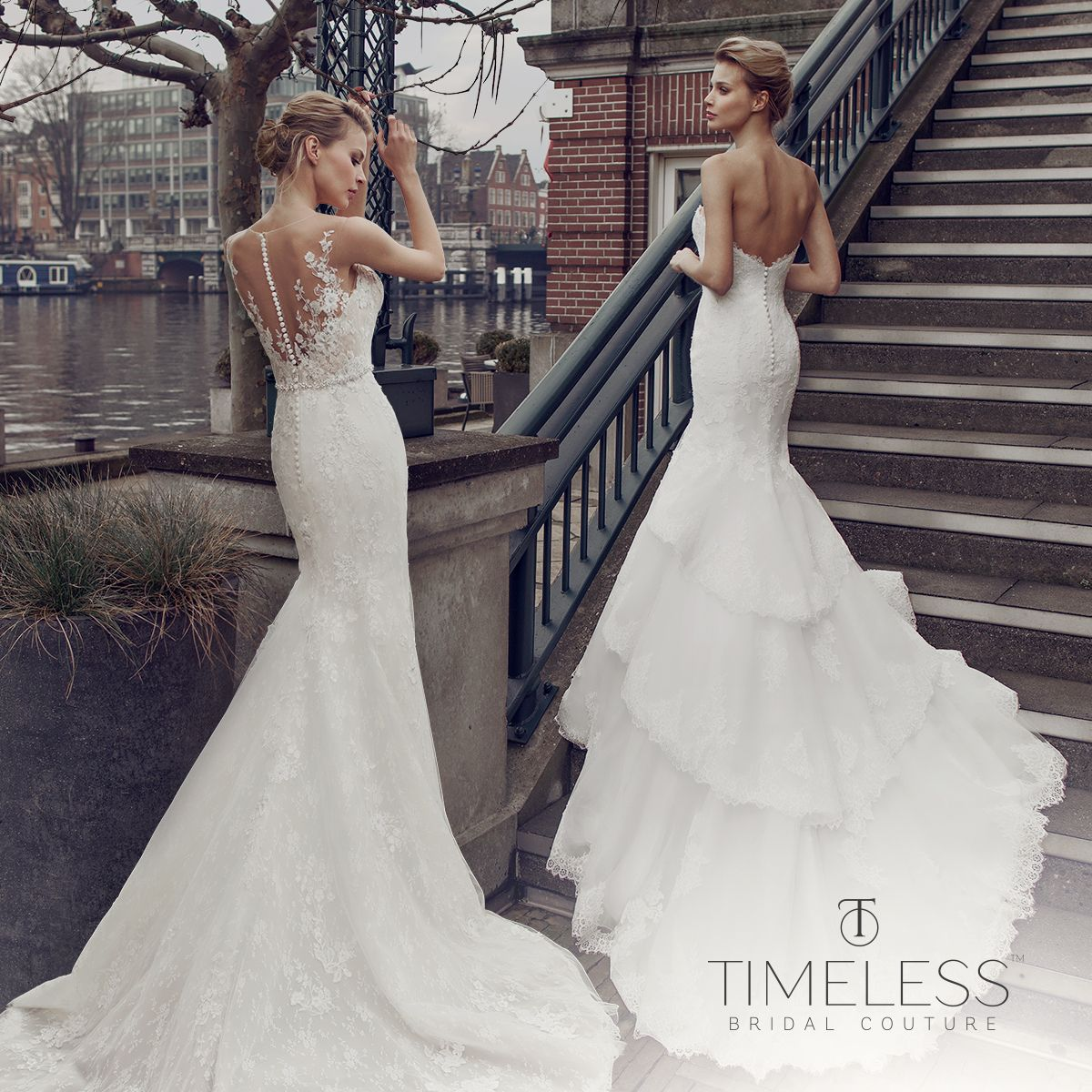 Dramatic Trains A Long Train On Your Wedding Dress Will Give You That Amazing