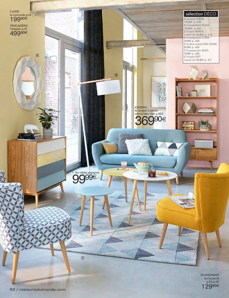 Catalogue et promotions de maisons du monde